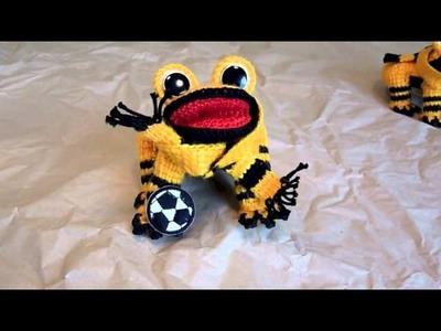 BVB Dortmund Fan-Frosch