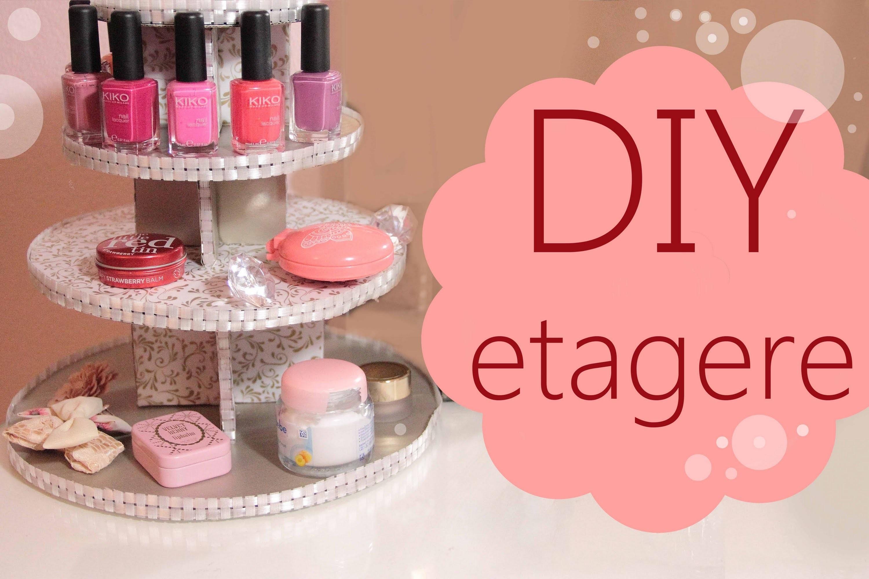 DIY |  Etagere