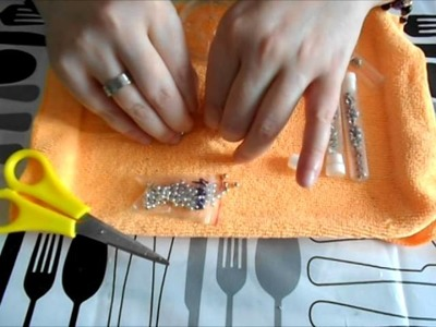 DIY-Perlen - Armband selber machen (simple)