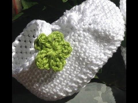 Häkelanleitung Blume - Anleitung Häkelblume - Einfache Häkelblüte by BerlinCrochet