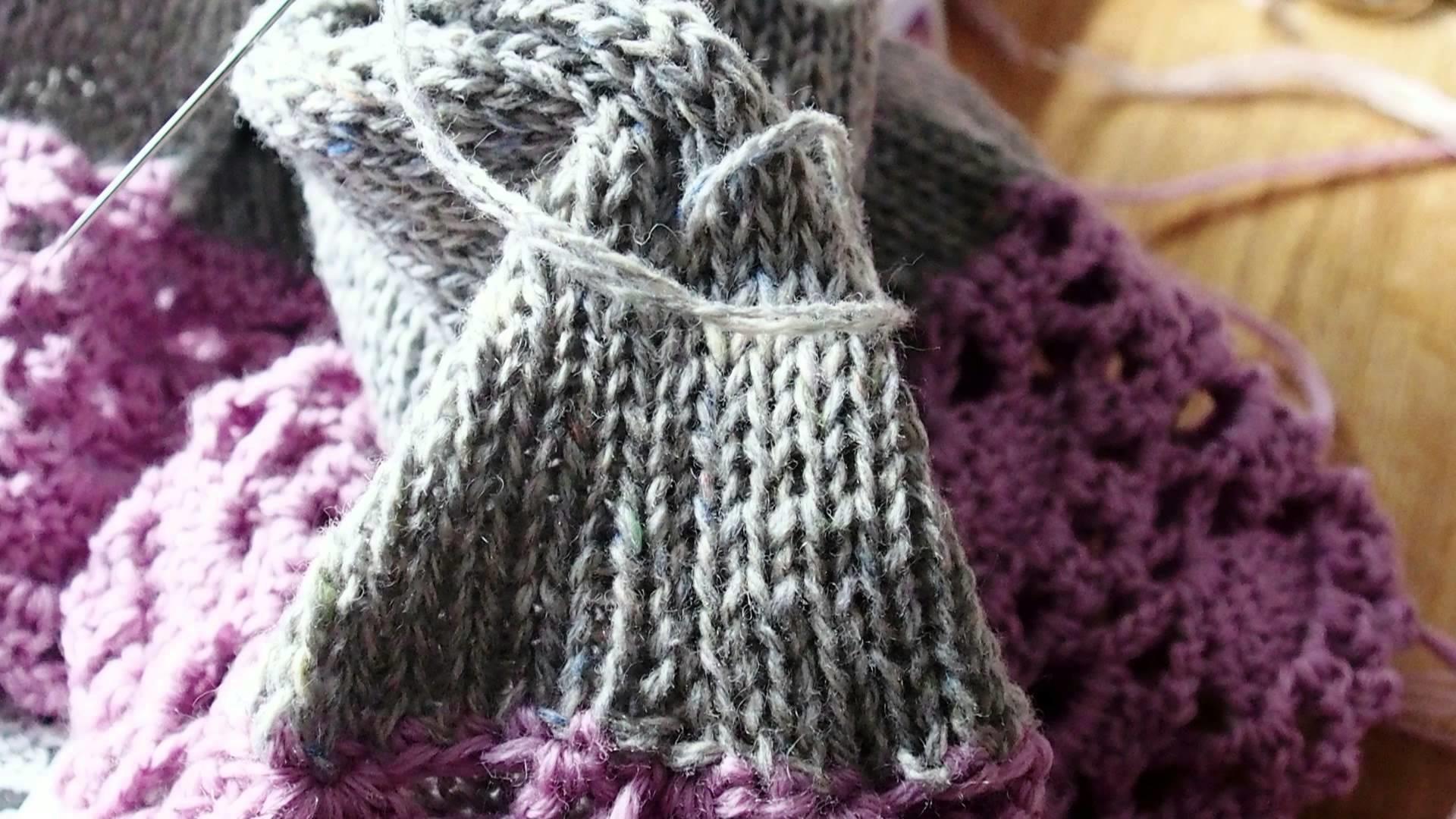 Mädchenpullover 6 Jahre häkeln und stricken - girl´s pullover