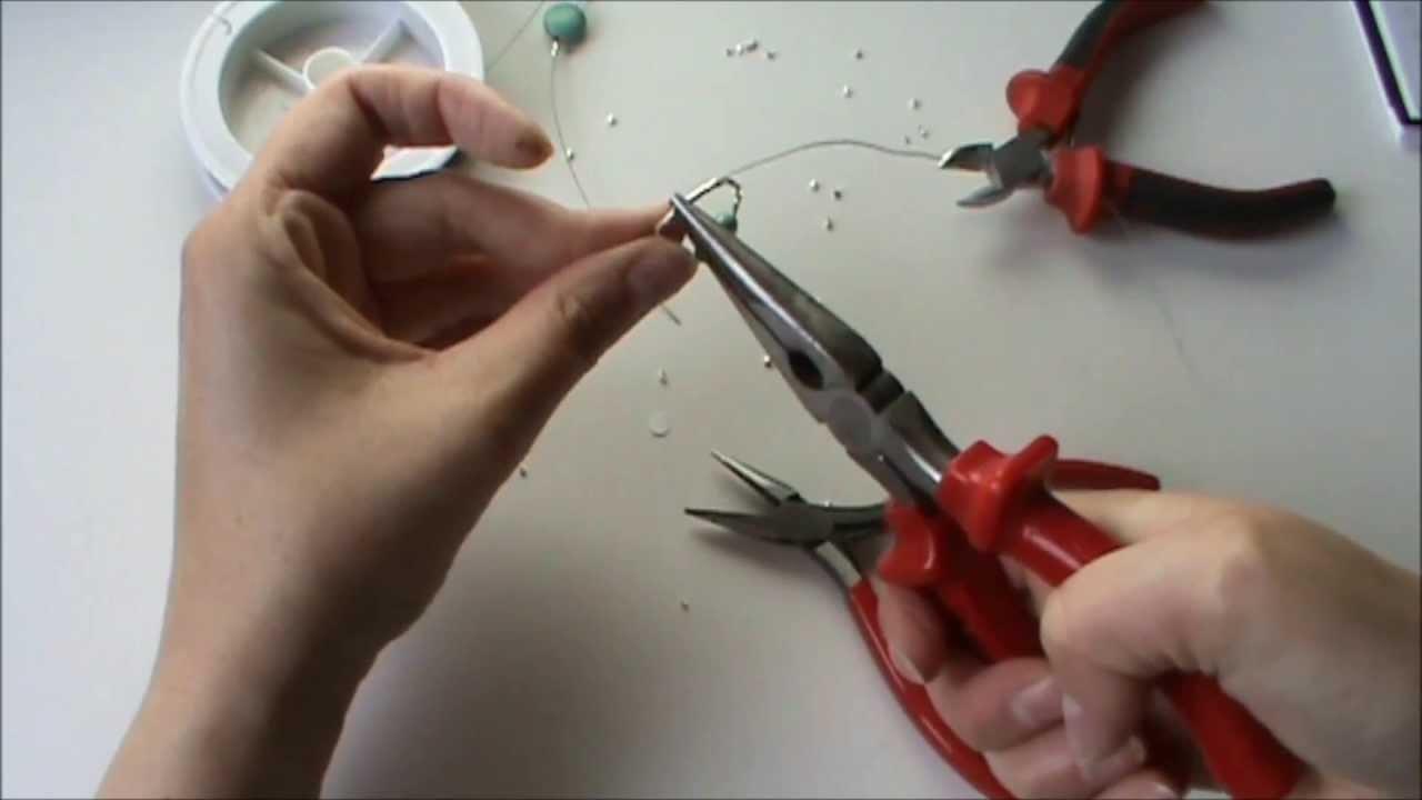 Schmuck selber machen: zarter Ring mit Türkis [Understatement]