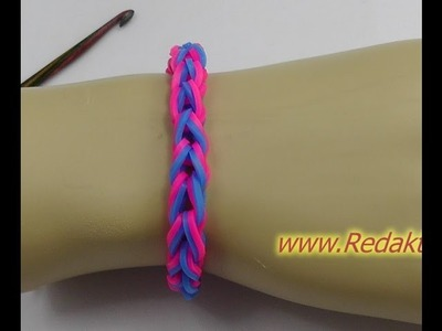Loom Bands - ohne Rainbow Loom - Deutsch - V