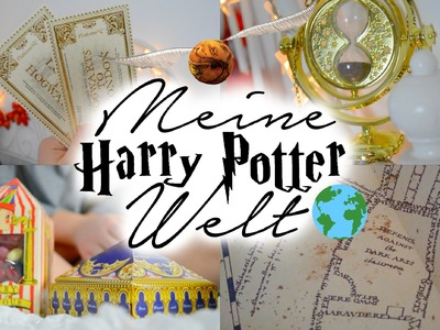 Meine Harry Potter Welt: Fanartikel, DIY, Fanfictions