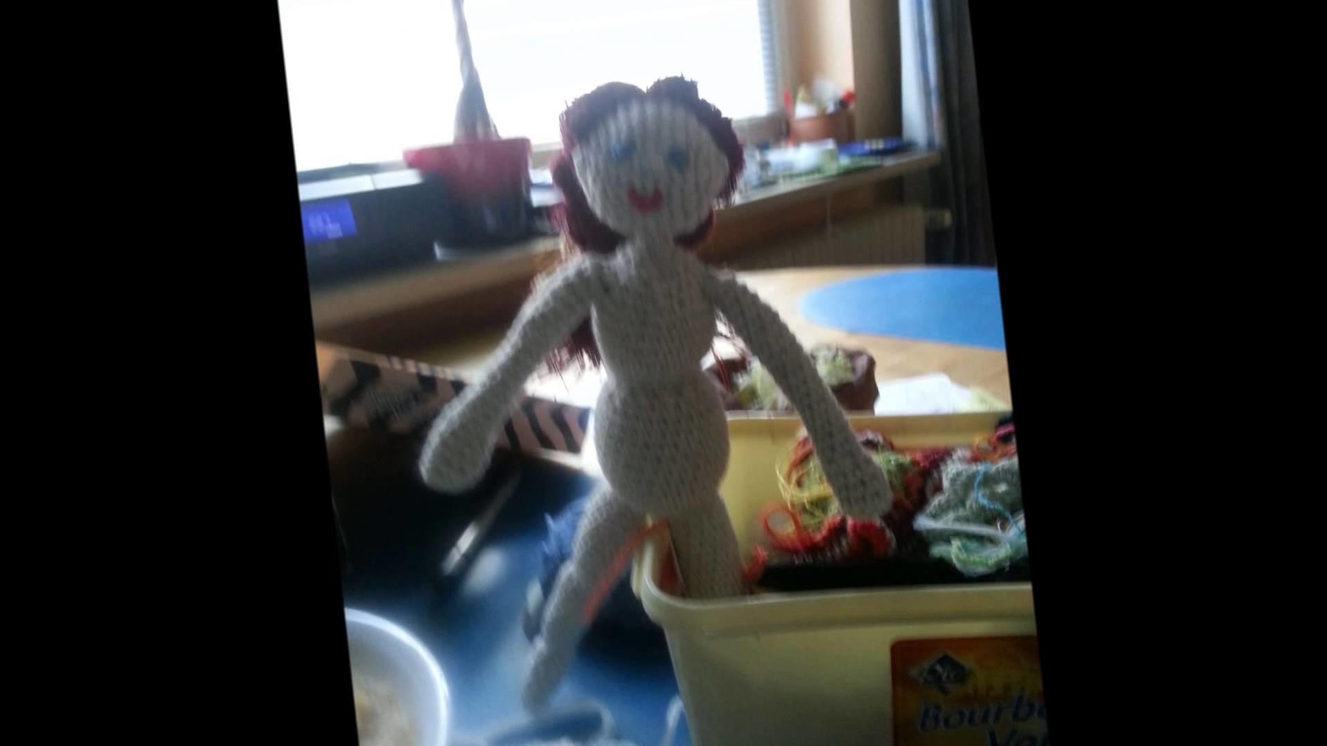 Puppe häkeln - Crochet a doll