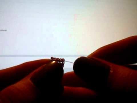 Schmuck selber machen - Perlenring