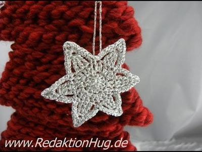 *WEIHNACHTSPROJEKT 2014 Beitrag* Häkeln - Sterne - Artiste von Coats