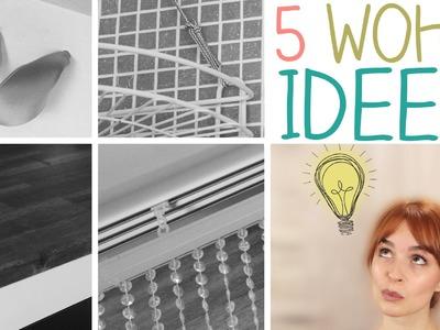 5 Deko.Einrichtungs Ideen - praktische Tipps für dein.e Wohnung.Zimmer - alive4fashion