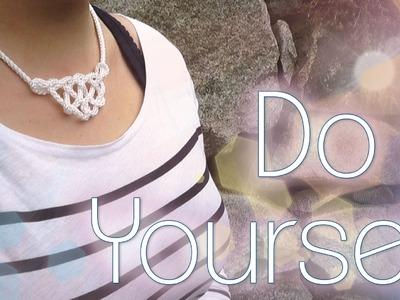 DIY | Sailor Necklace