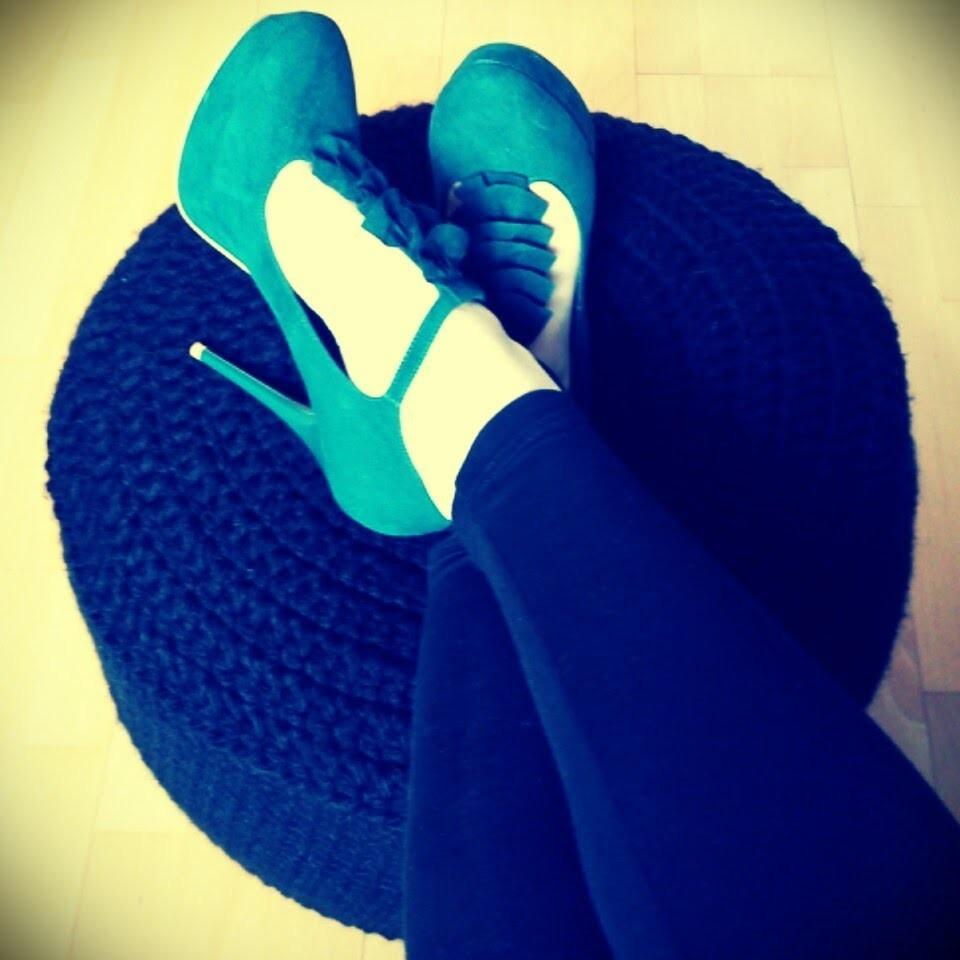 Gehäkelter Pouf. Häkelpouf. Crochet Pouf, super easy;)