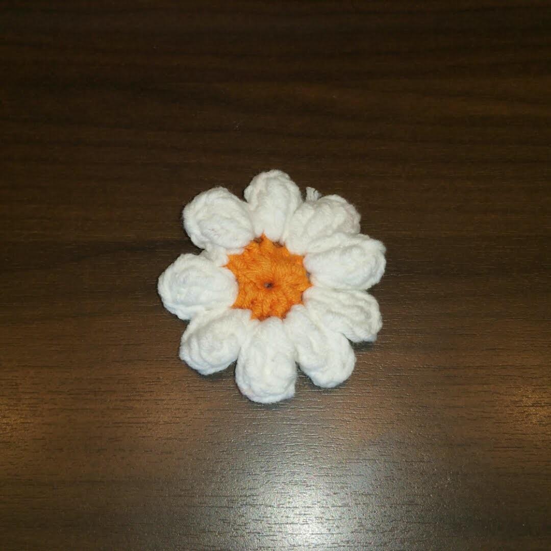 Granny Blume für Fortgeschrittenen kurz Beschreibung # Häkeln mit Yve
