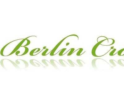 Anfangsschlinge. Einfacher Häkelknoten - Einführung Häkeln by BerlinCrochet