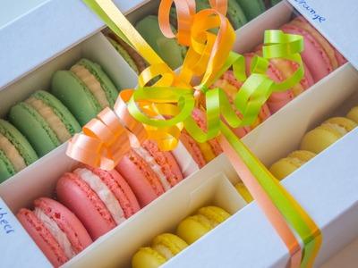 Macarons Rezept: Alle Tipps zum Backen von Macarons
