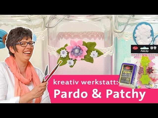 Mit Pardo und Patchy Wohnaccessoires selber machen - Polymer Clay Accessories