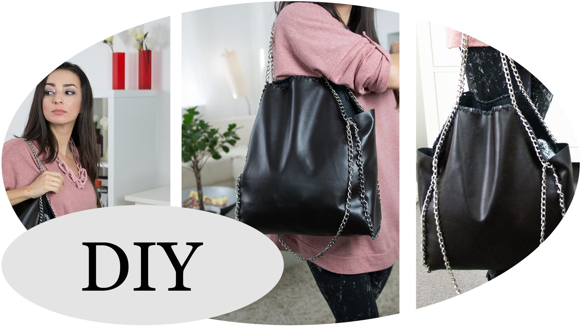Stella McCartney Falabella Bag: DIY