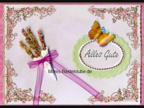 Basteltip Folge Nr.5 - Grußkarten mit Flower Soft gestalten