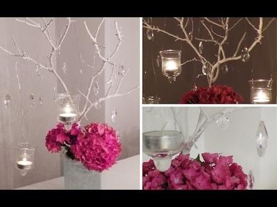 DIY: Blumen-Deko