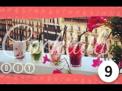 DIY ♡ COCKTAILS | DAGI BEE #xmasgang