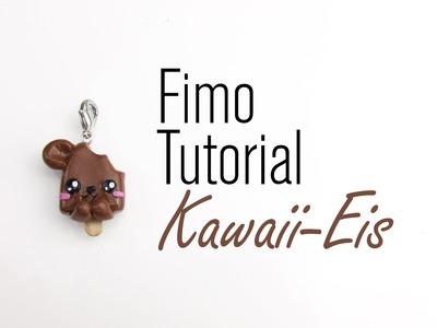 [Fimo Tutorial | Anfänger] Kawaii-Eis als Bärchen