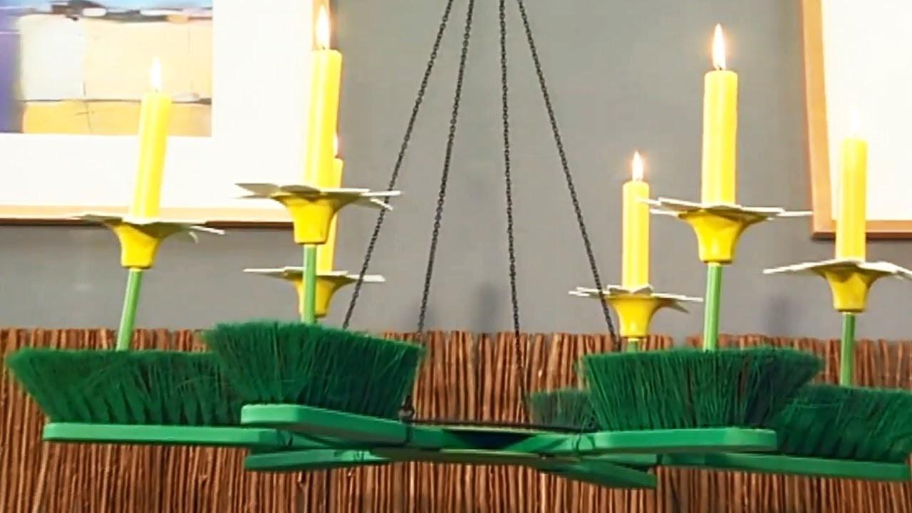 Kerzenständer und Raumteiler selber machen | ToolTown Deko
