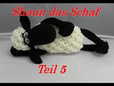 Shaun das Schaf Häkeln mit Veronika Hug - Teil 5: Das Zusammennähen