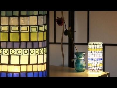 DIY Designerlampe selber machen