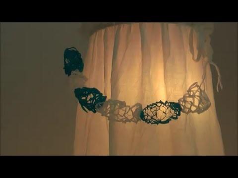 DIY: Girlanden basteln aus Krepppapier