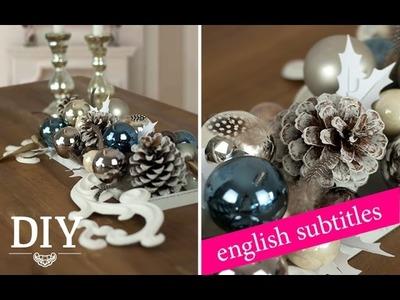 DIY: Weihnachtsdeko für den Tisch | Deko Kitchen