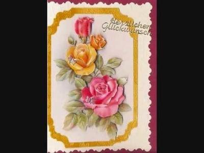 Grußkarten Galerie Nr.3 - Thema - Geburtstag