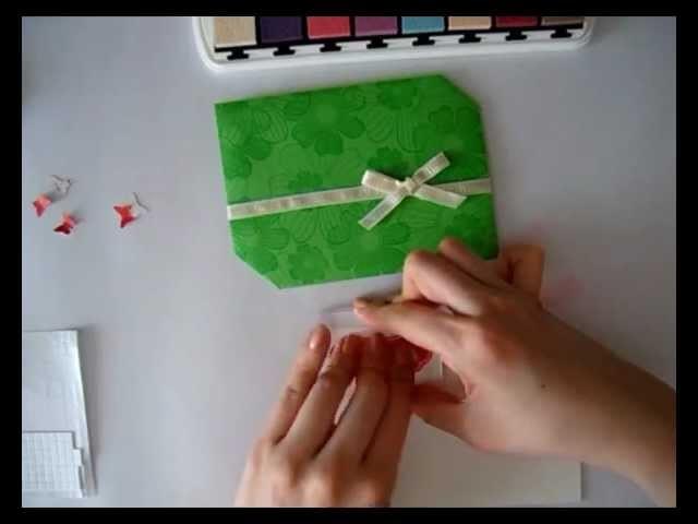 Karte: Umschlagkarte (Geldgeschenk).envelope card