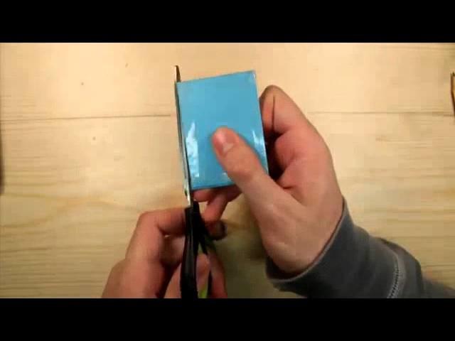 Wie machen Sie eine Papier-Schwert - (Tutorial)