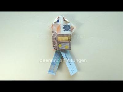 Geldscheine falten: Hemd & Hose