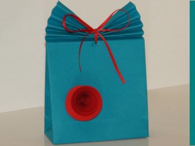 Geschenkbox basteln als Muttertagsgeschenk oder zum Valentinstag