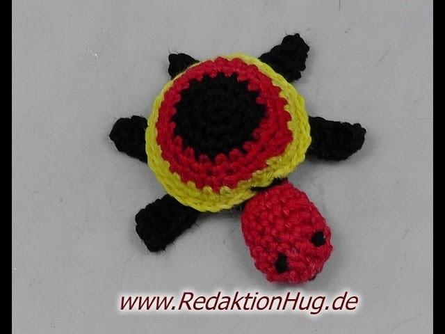 Häkeln - Schildkröte - Weltmeisterschaft - Deutschland