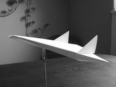 Papierflieger F-15
