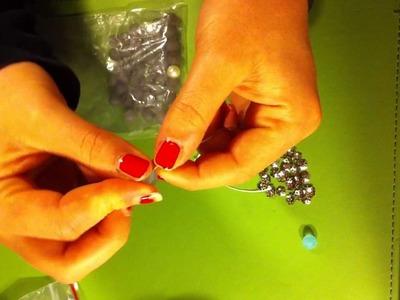 Perlenarmband selber machen