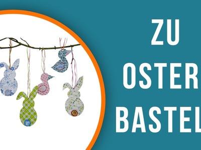 Zu Ostern basteln - Osterhängedkoration | trendmarkt24