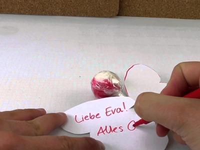 DIY Einladungskarten Geburtstag - Einladungskarten selber machen für Kindergeburtstag