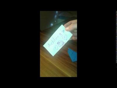 Eulen basteln aus PapierR.Papierzeugs