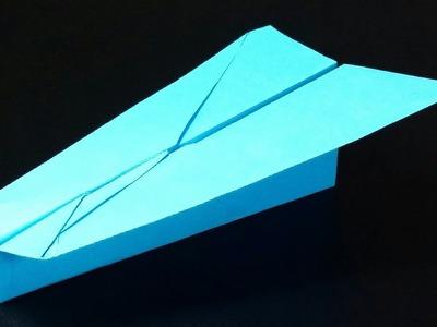 Papierflieger falten - Basteln - Papier falten - Beste Papierflieger der Welt - Rekord | Hamilton