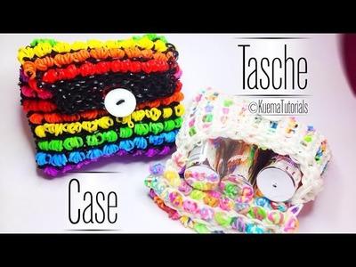 Rainbow Loom - Mäppchen. Beutel. Tasche