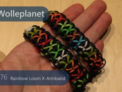 Rainbow Loom X - Armband mit Loom