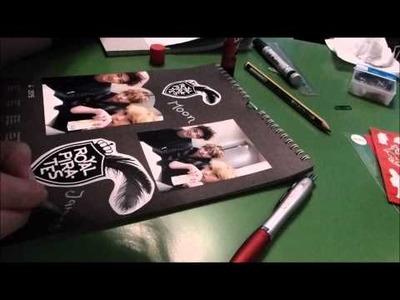 DIY: Kpop calendar 2015