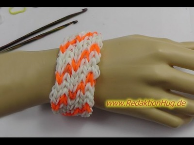 Loom Bands - ohne Rainbow Loom - Deutsch - ´T