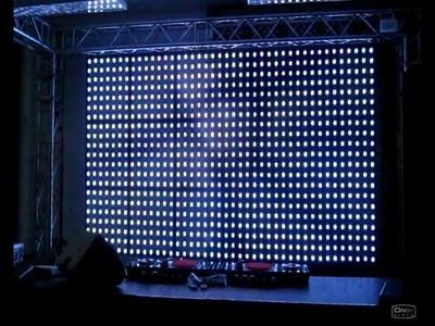 LED-Matrix mit WS2801