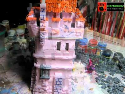 Warhammer Tutorial 004 Wachturm