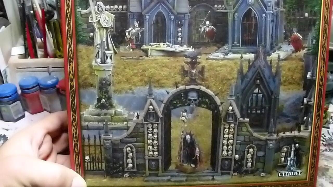 Warhammer Tutorial 014 - unboxing Morrs Garten