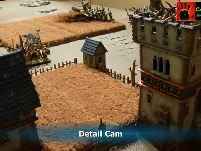 Warhammer Tutorial Kornfelder