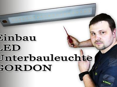 Einbau LED Unterbauleuchte GORDON von M1Molter
