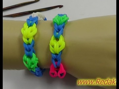 Loom Bands - ohne Rainbow Loom - Deutsch - X